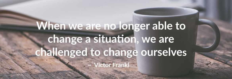Vikter Frankl Quote