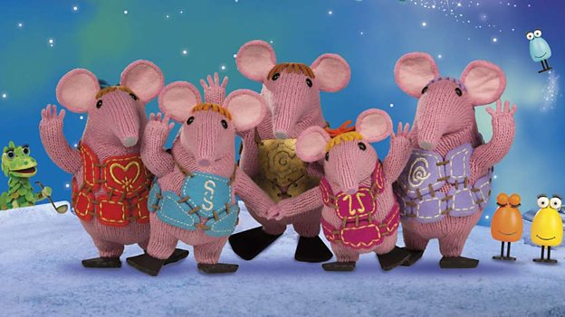 The Clangers!